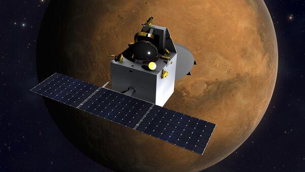 Orbiter iznad Marsa - Sputnik Srbija