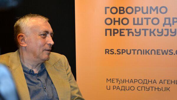 Ljubivoje Tadić - Sputnik Srbija