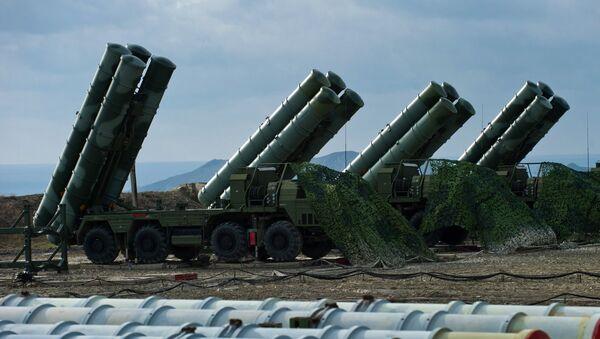 S-400 sistemi postavljeni na Krimu - Sputnik Srbija