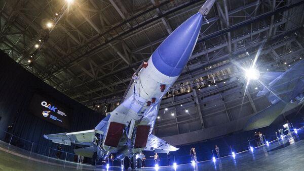 Представљање авиона МиГ-35 - Sputnik Србија