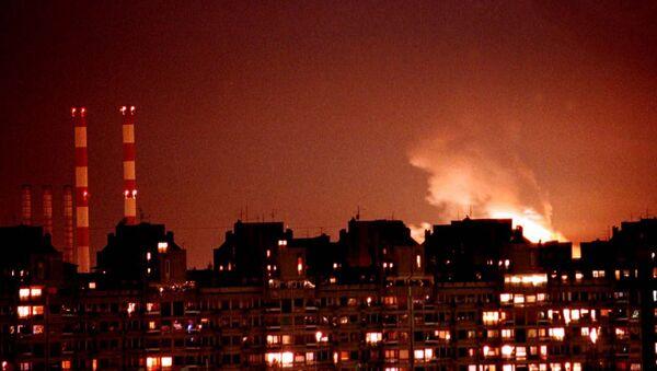 НАТО агресија 1999. Београд - Sputnik Србија