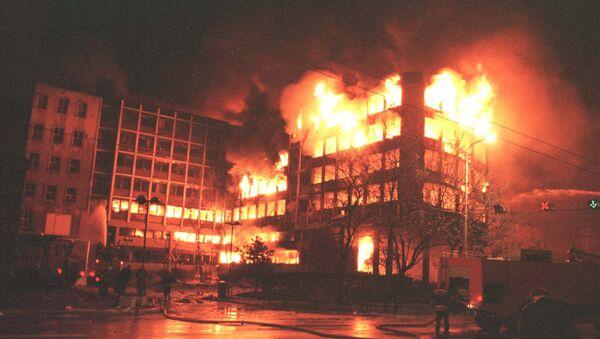 Бомбардовање Београда 1999. - Sputnik Србија