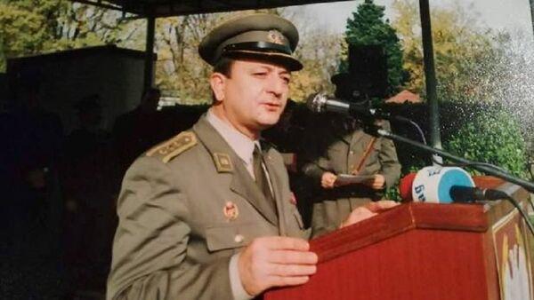Pukovnik Borivoje Orović - Sputnik Srbija