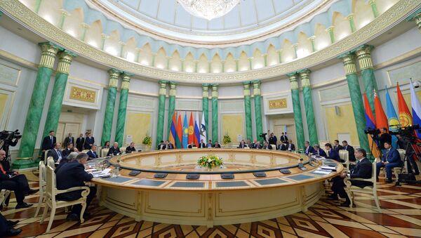 Evroazijska ekonomska unija - Sputnik Srbija
