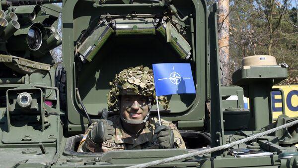 НАТО војник - Sputnik Србија