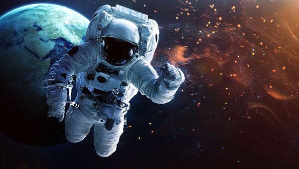 Astronaut u svemiru - Sputnik Srbija