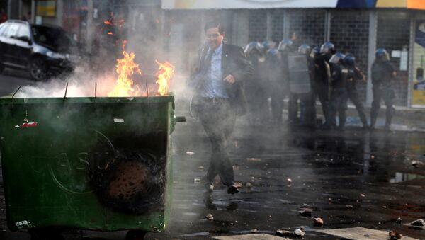 Neredi u Paragvaju - Sputnik Srbija