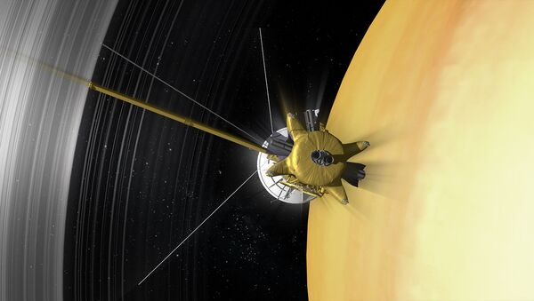 Летелица Касини - Sputnik Србија