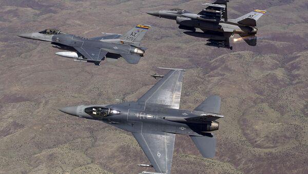 Avioni američkih vazduhoplovnih snaga - Sputnik Srbija
