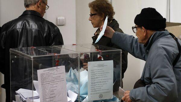 Izbori u Srbiji - Sputnik Srbija