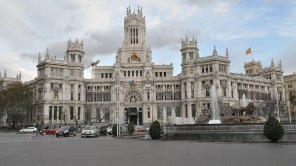 Трг Сибелес у Мадриду - Sputnik Србија