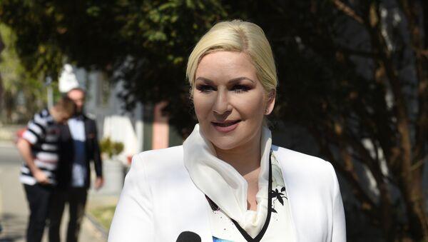 Potpredsednica Vlade Srbije Zorana Mihajlović - Sputnik Srbija