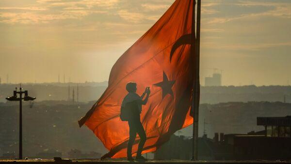 Турска застава - Sputnik Србија