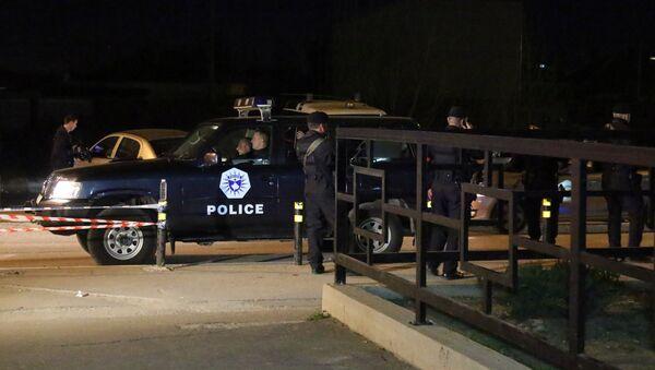 Policija na Kosovu - Sputnik Srbija