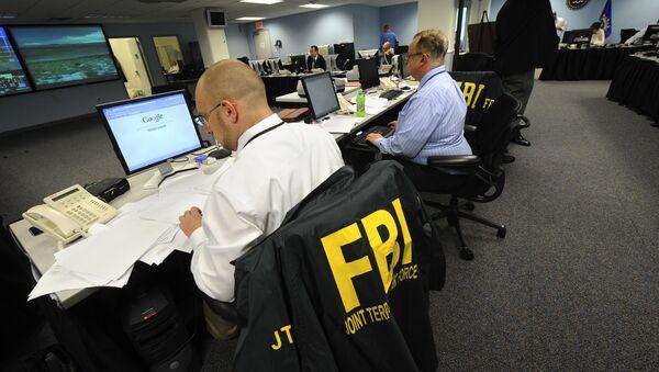 Agenti FBI u Njujorku - Sputnik Srbija
