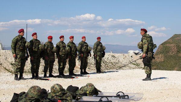 Припадници Војске Србије на мисији у Либану - Sputnik Србија
