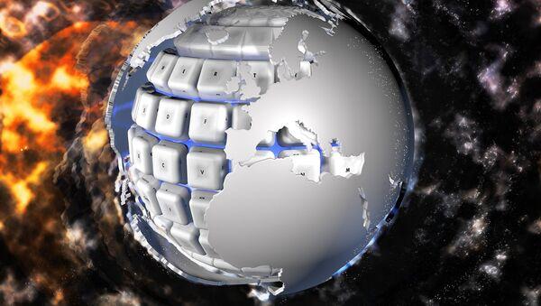 Сајбер безбедност - илустрација - Sputnik Србија