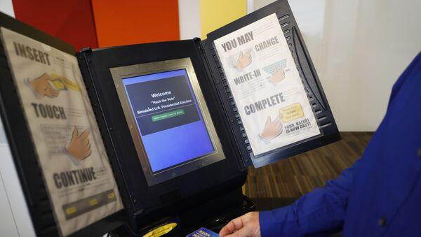 Електронско гласање - Sputnik Србија