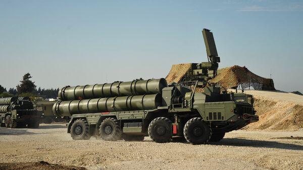 ПВО систем С-400 у сиријској бази Хмејмим - Sputnik Србија