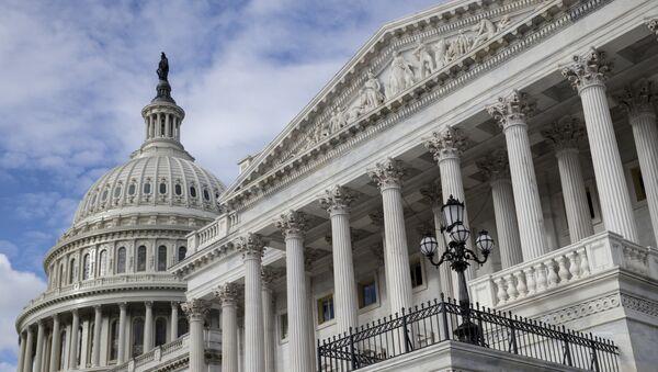 Капитол у Вашингтону - Sputnik Србија