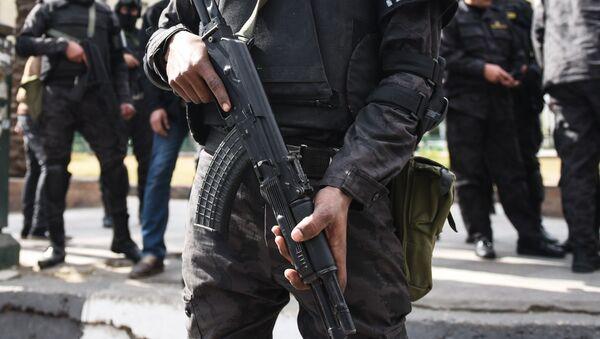 Припадник египатске полиције - Sputnik Србија