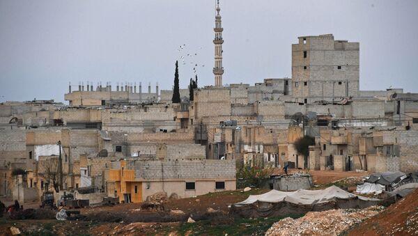 Grad Hama u Siriji - Sputnik Srbija