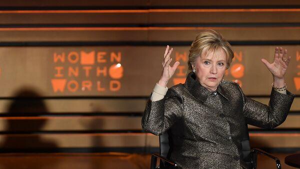 Хилари Клинтон - Sputnik Србија