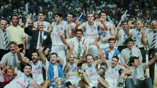 Кошаркашка репрезентација Југославије 1995. - Sputnik Србија