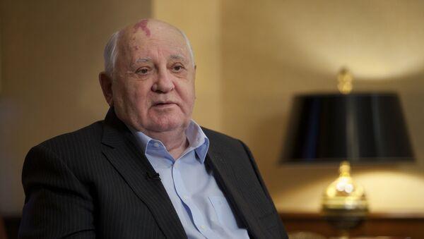 Михаил Горбачов - Sputnik Србија