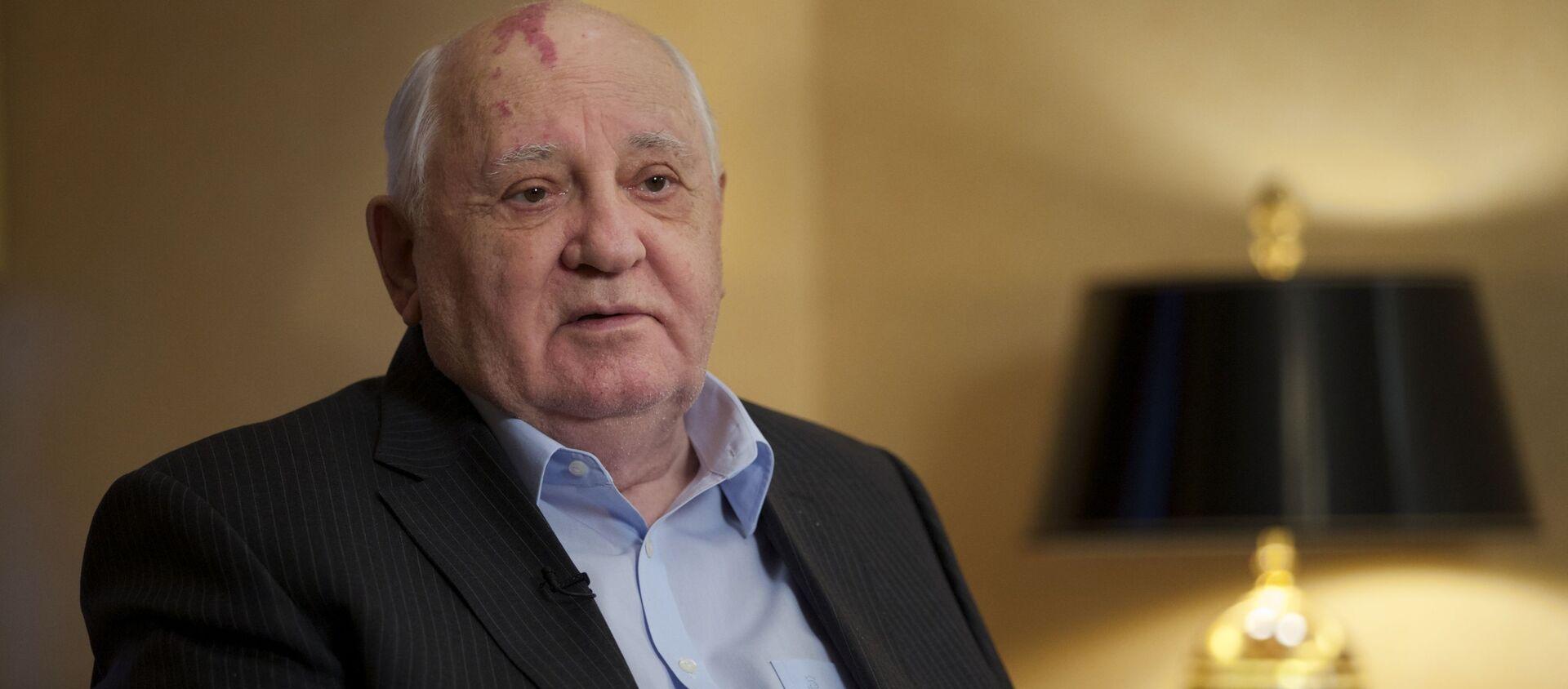 Mihail Gorbačov - Sputnik Srbija, 1920, 11.01.2021