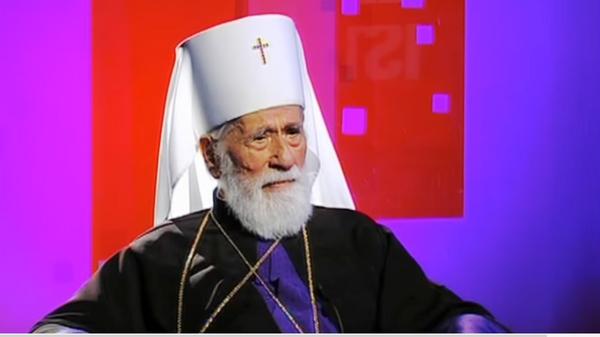 Miraš Dedeić - mitropolit Mihailo - Sputnik Srbija