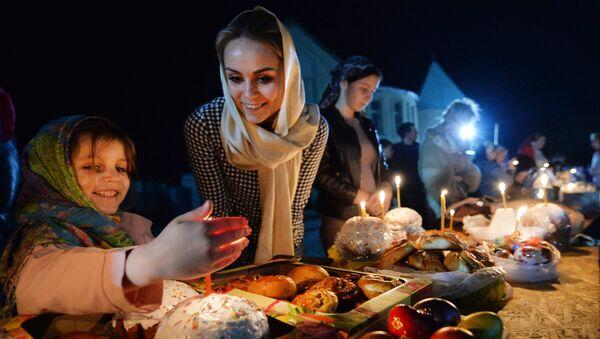 Прослава Ускрса у Киргистану - Sputnik Србија