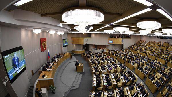 Sednica Državne dume - Sputnik Srbija