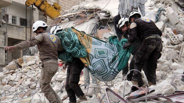 Incident u Idlibu - Sputnik Srbija