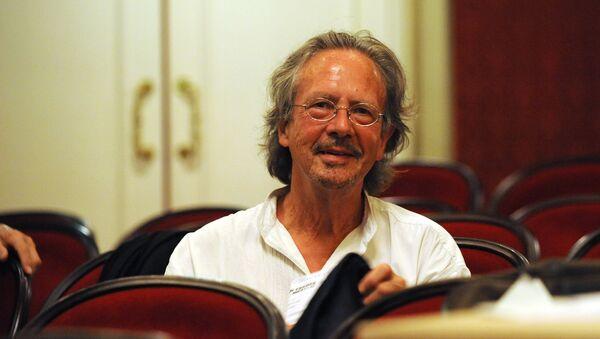 Književnik Peter Handke - Sputnik Srbija