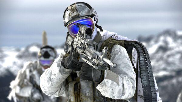Пропадник специјалних снага САД - Фоке - Sputnik Србија