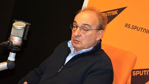 Професор Леон Којен - Sputnik Србија