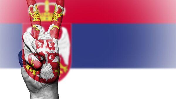 Srpski simbol, mir, grb i zastava RS - Sputnik Srbija