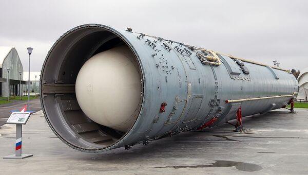 "Raketa UR-100N  (SS-19 ""Stileto"") - Sputnik Srbija"