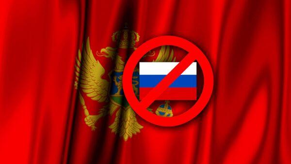 Antiruska kampanja u Crnoj Gori - ilustracija - Sputnik Srbija