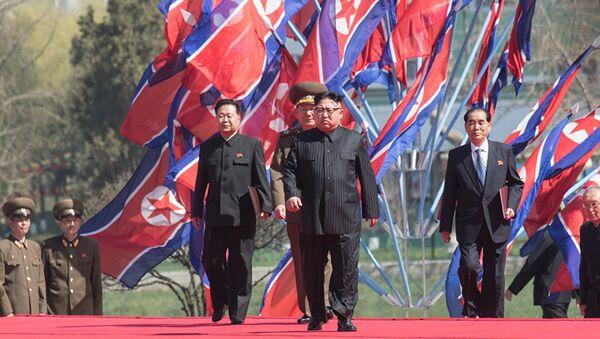 Kim Džong Un - Sputnik Srbija