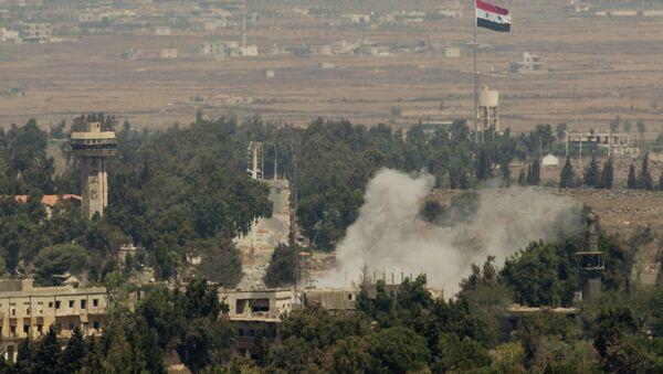 Sirijski grad Kunejtra - Sputnik Srbija
