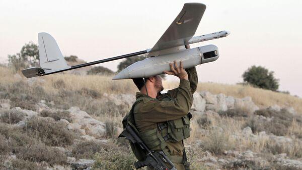 Израелски дрон - Sputnik Србија