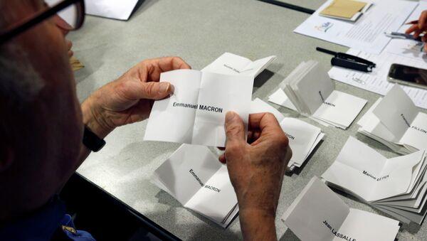 Glasački listić - Sputnik Srbija