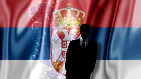 Lideri u Srbiji - ilustracija - Sputnik Srbija