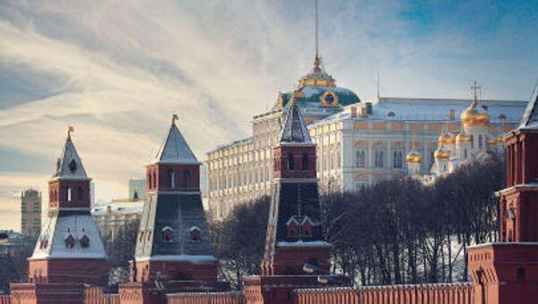 Pogled na Moskoviski Kremlj - Sputnik Srbija