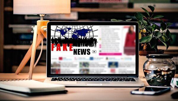 Lažne vesti, ilustracija - Sputnik Srbija