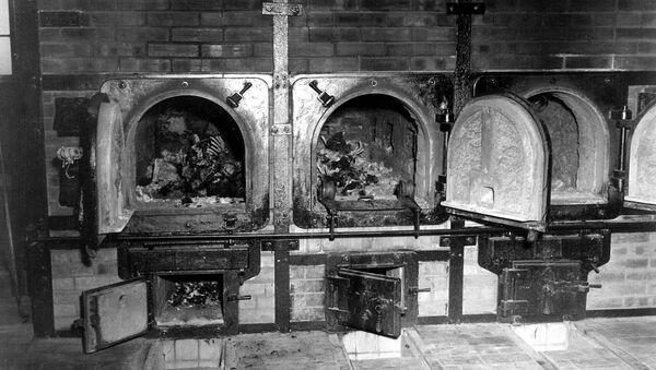 Krematorijum u koncentracionom logoru Buhenvald - Sputnik Srbija
