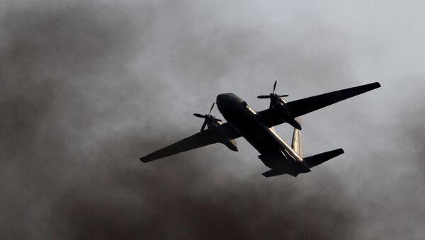 Avion An-26 tokom vojnih vežbi - Sputnik Srbija