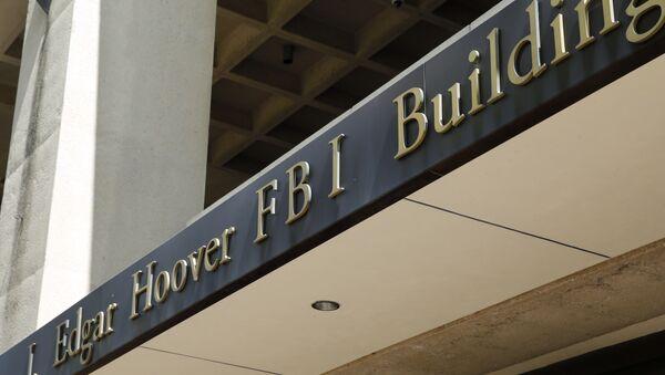 Седиште ФБИ у Вашингтону - Sputnik Србија